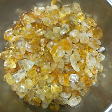 Natural Topaz Citrine Crystal Rough Raw Stone Rock Specimen Brazil 200g