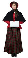 California Costumes Holiday Caroler Woman Costume, X-Large - 01515