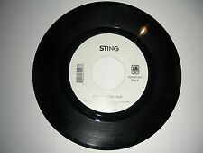 RARE 45 Sting - Brand New Day / I'm So Happy   A&M   NM 1999