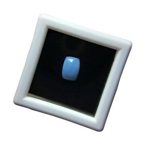 Peruvian Blue Opal Loose Gemstone Cushion Cabochon 0.80 ct.