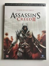 Guide Assassin's Creed Neuf Sous Blister FR