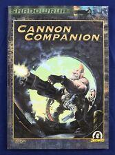 Cannon Companion VF Shadowrun 3