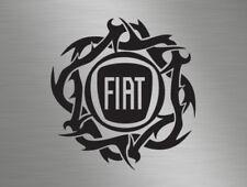 Fiat Tribal Car Van Vinyl Decals Window Stickers panda punto 500 bravo doblo