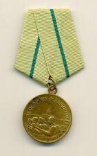 Soviet Badge  Medal For the Defense of Leningrad Original (1491a)