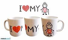 New Grandma Grandmother Grandparents Day coffee mug 11oz gift birthday