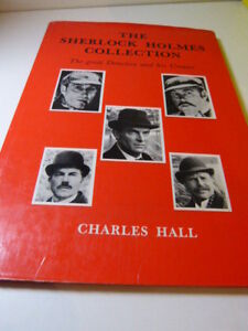 the sherlock holmes collection ,charles hall (cpl12)