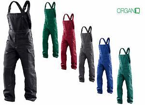 Latzhose/Arbeitshose Workwear ORGANIQ Kübler Form 3248 Größen: 25-118