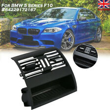 2x Delux Chrome Car Number Plate Licence Surround For BMW 5 Series F10 F11 F07