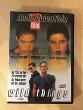 WILD THINGS DVD *Kevin Bacon Matt Dillon Neve Campbell*