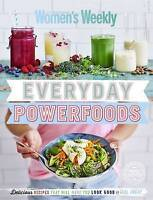 The Australian Women's Weekly Everyday Powerfoods, Hardcover Book Free Postage