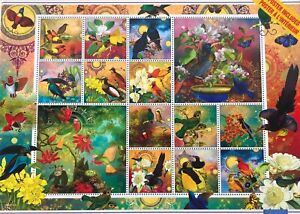 Finchley Paper Arts 2000 Pc Birds of Asia Puzzle Jigsaw New 2020 Doves Flamingo
