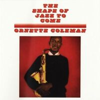 Ornette Coleman Shape Of Jazz To Come  Vinyl LP NEW sealed