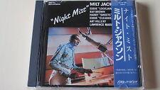 MILT JACKSON RAY BROWN NIGHT MIST PABLO JAPAN 3112-39 NO BARCODE 1st PRESSING