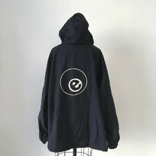 ⭕ 90s Vintage Eight Ball Records Jacket : shirt garage house supreme jnco rave