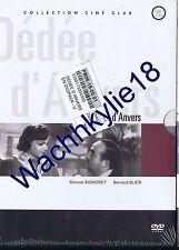 Dédée d'Anvers - Yves Allégret Simone Signoret Bernard Blier NEUF