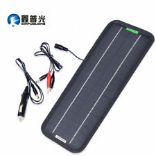 18w 5v Portable Solar Panel Power 12V Battery Charger For Boat Car Yacht Camping