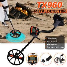 TX-960 Professional Underground Metal Detector Pinpointer Gold Treasure Hunter