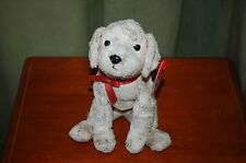 TRICKS the DOG - Ty Beanie Baby - Shades of Gray Colored Dog  MWMT Fast Shipping