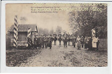 OBERSCHLESIEN , KREIS LUBLINETZ , DEUTSCH - RUSSISCHE GRENZE b HERBY , ca1915