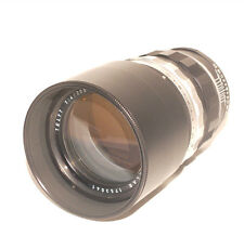 Leica Telyt 200mm f/4.0 Telephoto Lens in Original Box with Caps - Leitz 11063 P