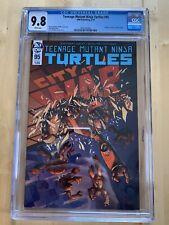 Teenage Mutants Ninja Turtles #95 CGC 9.8 First print Jennika Becomes TMNT NM