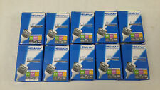 5x lampes led MEGAMAN neuves 5w