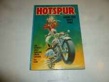 HOTSPUR COMIC ANNUAL - Year 1984 - UK Annual - (With Price Tag)