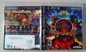Chaotic: shadow warriors (Playstation 3) - CIB - Free Shipping