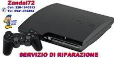 SERVIZIO AL SURRISCALDAMENTO PS3 SONY VENTOLA IMPAZZITA PLAYSTATION 3 CHE SCALDA