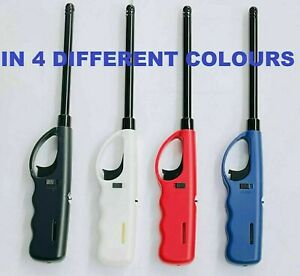 Gas Cooker BBQ Kitchen Lighter Camping Refillable Oven Candle Choose Colour