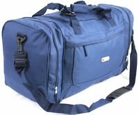 Large Travel Holdall Luggage Carry Cargo Weekend Business Lightweight Gym Bag UK
