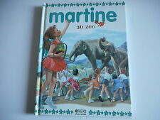 MARTINE AU ZOO - EDITIONS ATLAS JEUNESSE