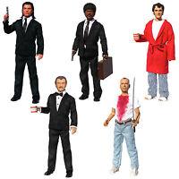 Pulp Fiction 5 Figuren Bundle Vincent Jules Butch Jimmie Wolf 33cm Figur Beeline