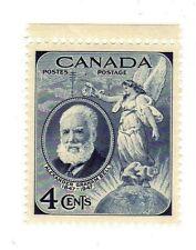 1947 Canada Graham Bell 4c blue MNH