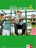 Green Line New 6. Schülerbuch 10. Schuljahr. Bayern von ... | Buch | Zustand gut