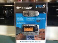 EUC N BLISTER RARE Sirius Sportster SP-R1 Radio 87.7 The real pre fcc + CALL