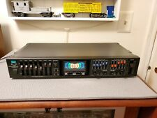 Sansui Rg-707 Stereo Graphic Equalizer (Serviced and in Great Working Condition)