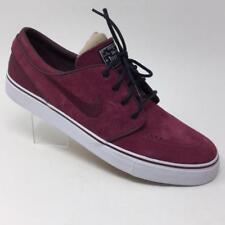 Nike SB Stefan Janoski Skate Shoes Red Oxide Size 11 Skateboarding