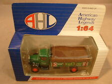 AHL HARTOY 1:64 SCALE DIE-CAST PURINA DOG CHOW MACK MODEL BM DELIVERY TRUCK MIB
