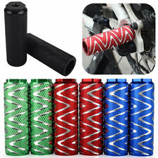 2Pcs/Kit MTB BMX Mountain Bike Bicycle Axle Pedal Alloy Foot Stunt Pegs Cylinder