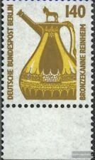 Berlin (West) 832 Unterrandstück postfrisch 1989 Sehenswürdigkeiten