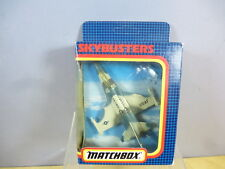 "MATCHBOX "" SKY BUSTER"" MODEL No.SB- 24 USAF ""F-16  JET FIGHTER VN MIB"