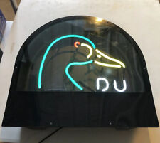 Ducks Unlimited Neon Bar Sign Man Cave Garage Hunting Lighted 22X21