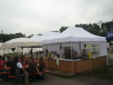 Faltzelt, Faltzelte, Pavillon, Raucherzelt, Messezelt, Marktzelt