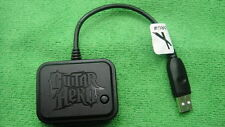Guitar Hero Wireless Wifi Drum Dongle Receiver PS3 World Tour Red Octane
