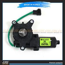 Power Window Motor FRONT LEFT Driver Side 99-02 Daewoo Lanos Nubira OEM 96190207