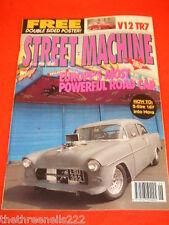 STREET MACHINE - EUROPE'S MOST POWERFUL ROAD CAR - JUNE 1992