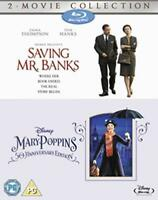 Saving Mr. Banks / Mary Poppins Blu-Ray Nuevo Blu-Ray (BUH0214601)