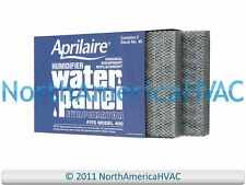 2xOEM #45 45 Aprilaire Furnace Humidifier Water Panel Filter Pad 400A 400M