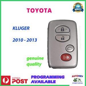TOYOTA  KLUGER / HIGHLANDER PROX SMART KEY suit models 2010 2011 2012 2013